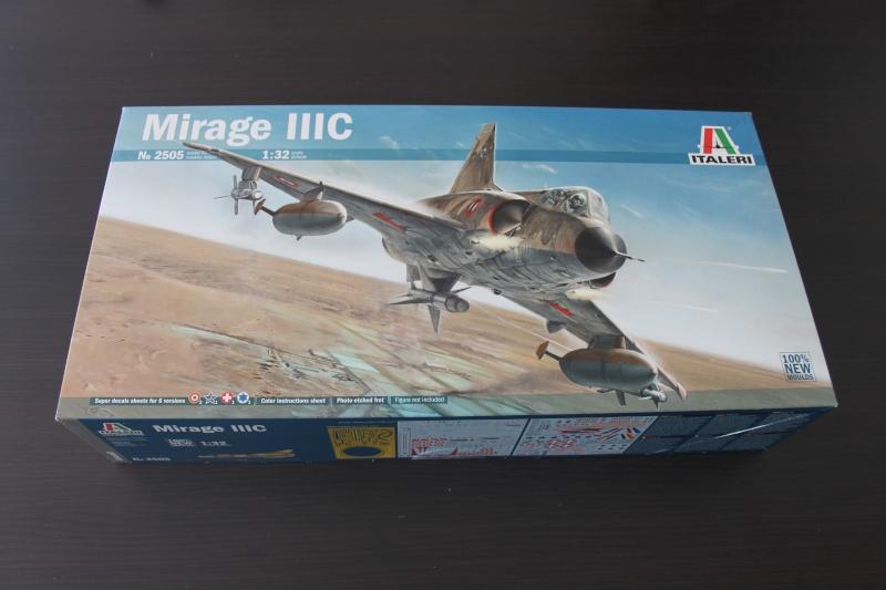 Dassault Mirage III C Italeri 1/32 Img_0010