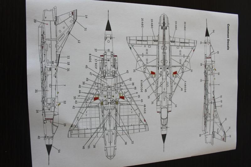 Dassault Mirage III C Italeri 1/32 Img_0014