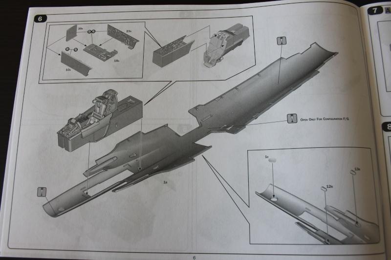 Dassault Mirage III C Italeri 1/32 Img_0018