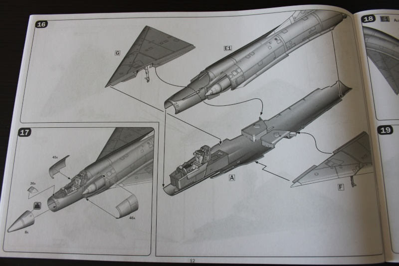 Dassault Mirage III C Italeri 1/32 Img_0024