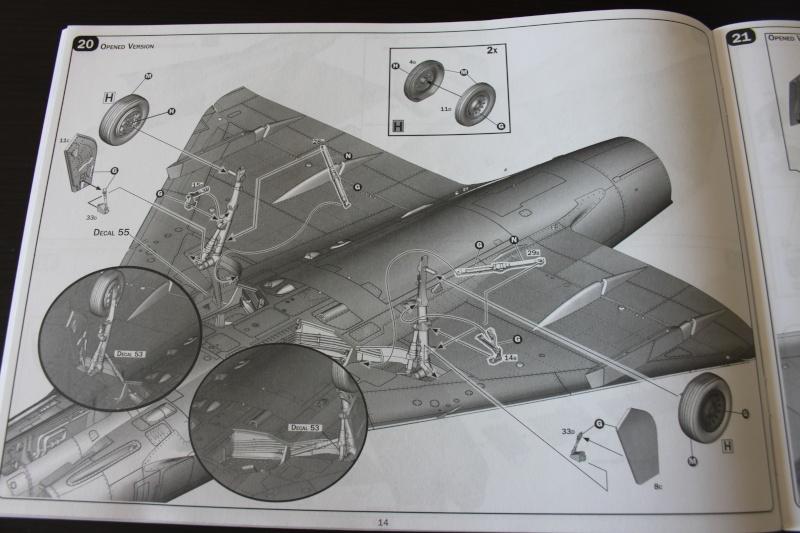 Dassault Mirage III C Italeri 1/32 Img_0026
