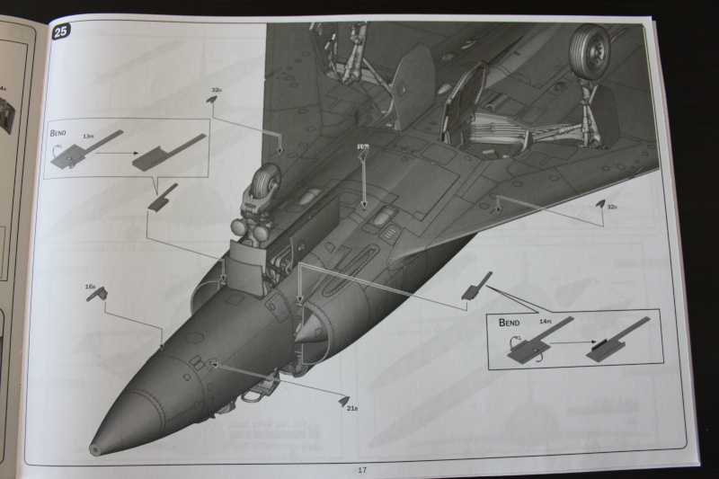 Dassault Mirage III C Italeri 1/32 Img_0029