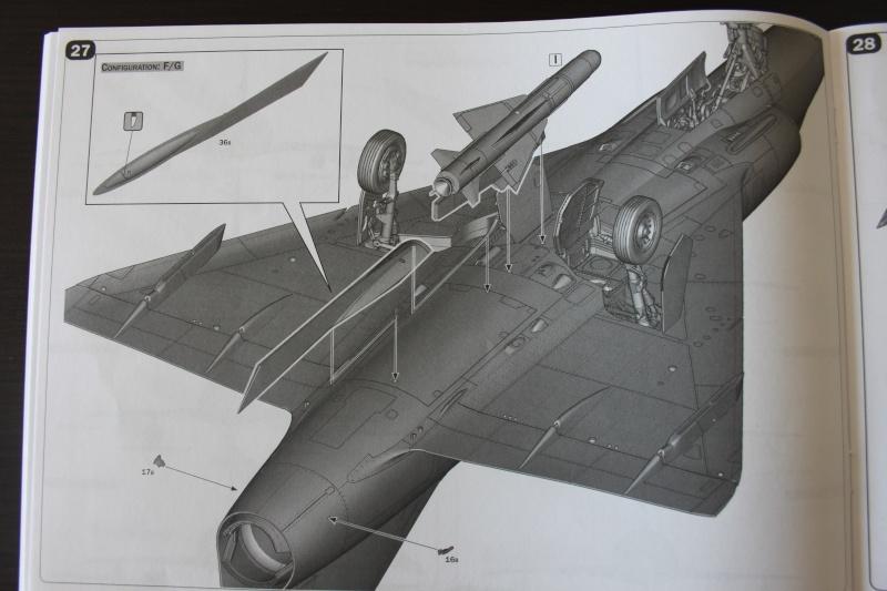 Dassault Mirage III C Italeri 1/32 Img_0032