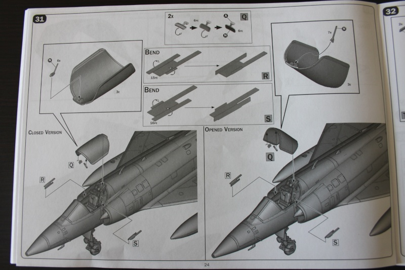 Dassault Mirage III C Italeri 1/32 Img_0036