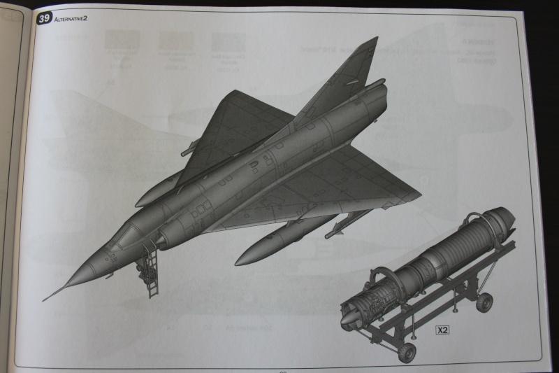 Dassault Mirage III C Italeri 1/32 Img_0041