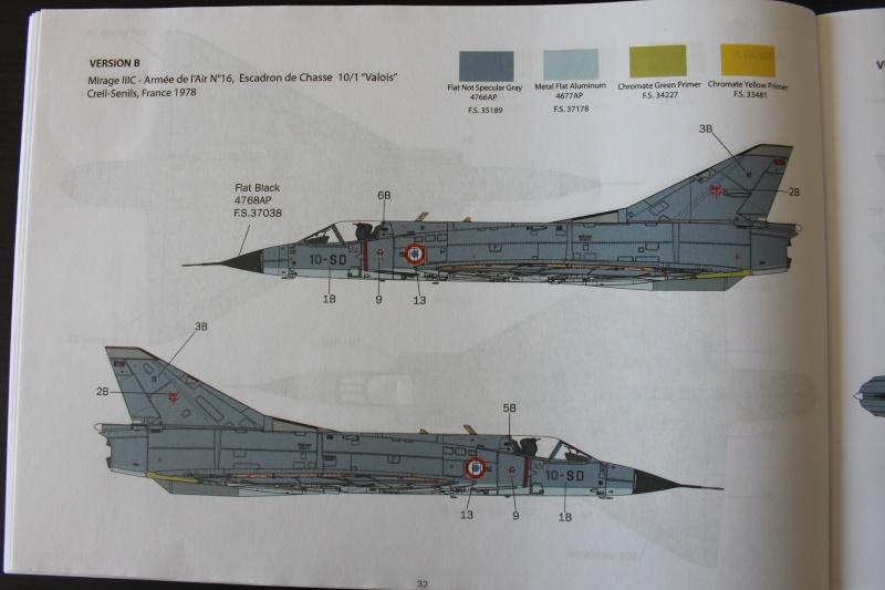 Dassault Mirage III C Italeri 1/32 Img_0044