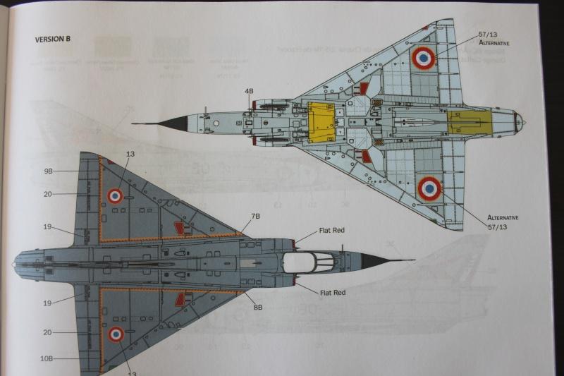 Dassault Mirage III C Italeri 1/32 Img_0045