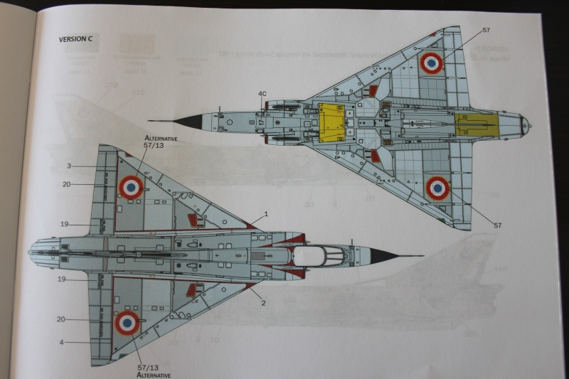 Dassault Mirage III C Italeri 1/32 Img_0047