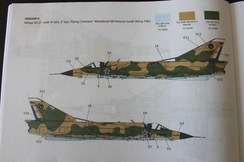 Dassault Mirage III C Italeri 1/32 Img_0048