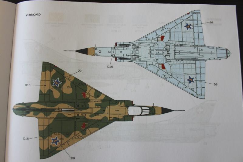 Dassault Mirage III C Italeri 1/32 Img_0049