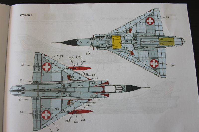 Dassault Mirage III C Italeri 1/32 Img_0051