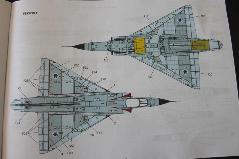 Dassault Mirage III C Italeri 1/32 Img_0053