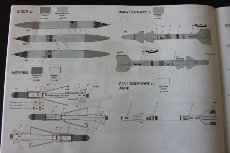 Dassault Mirage III C Italeri 1/32 Img_0054