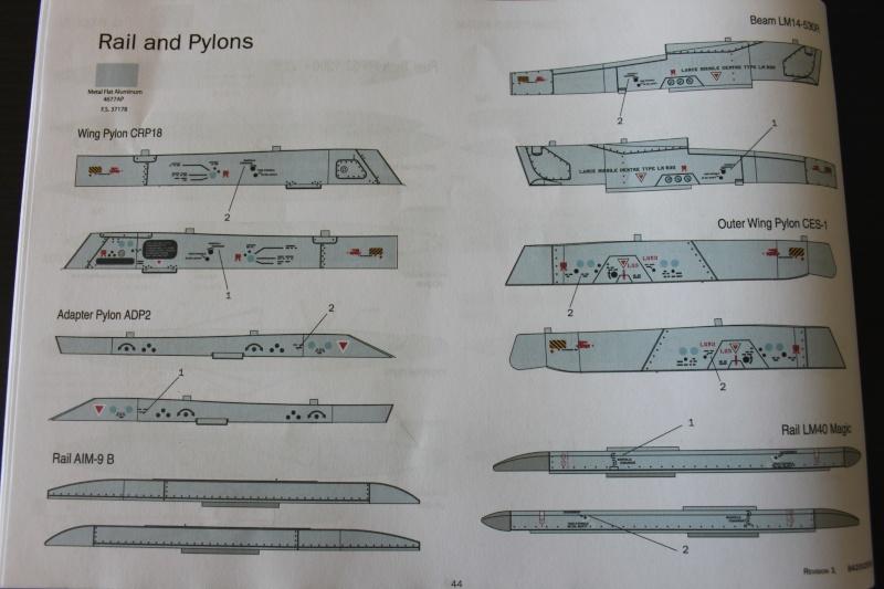 Dassault Mirage III C Italeri 1/32 Img_0056