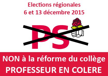 Premier tour des élections régionales le 06 décembre 2015 : Avez-vous fait votre choix ? Bullet43
