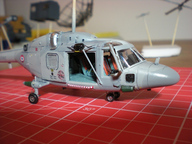 WG Lynx Hobbyboss 1/72 + Kits pavla. Dscn8422