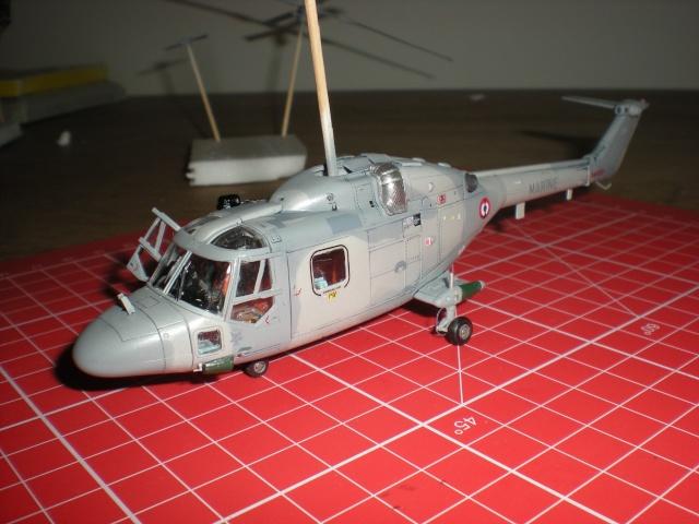 WG Lynx Hobbyboss 1/72 + Kits pavla. Dscn8424