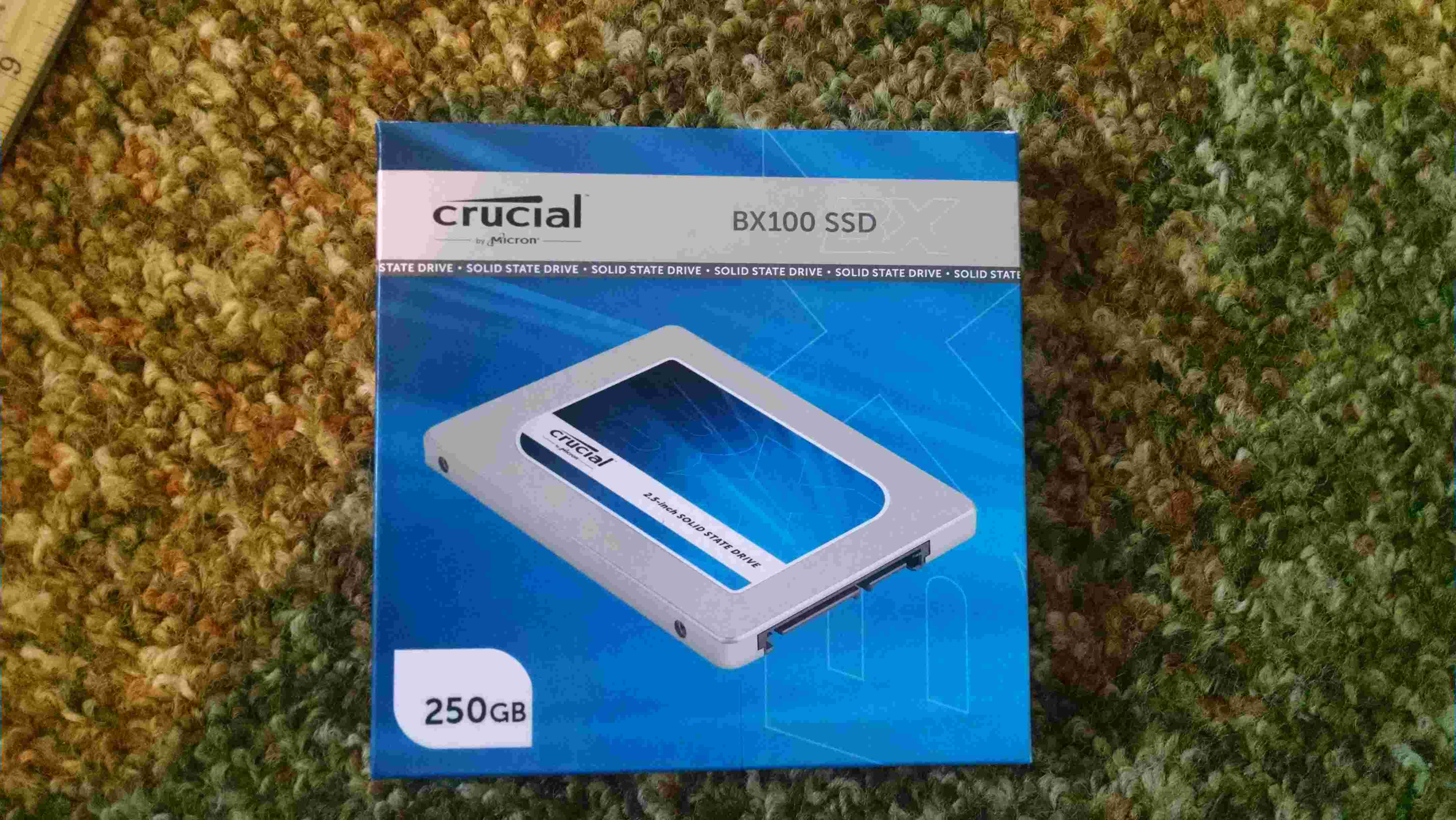 Bought a SSD for my laptop :) Img_2011