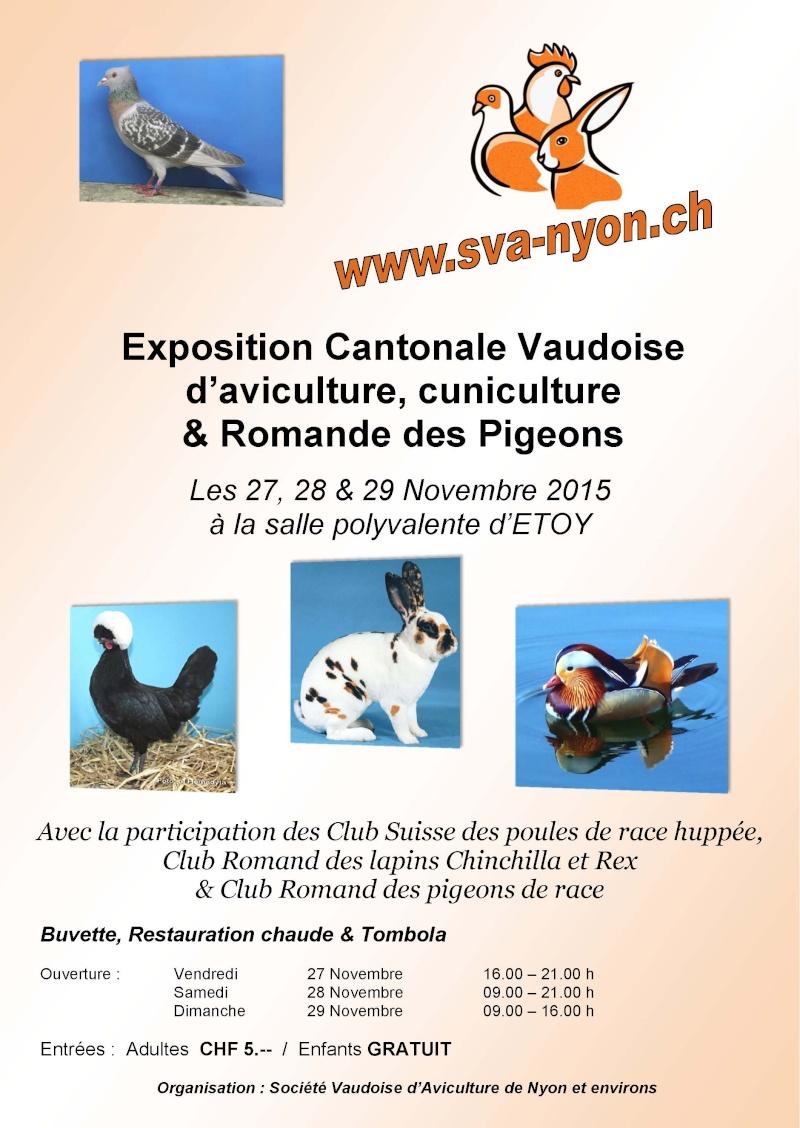 Exposition Cantonale Vaudoise Affich10