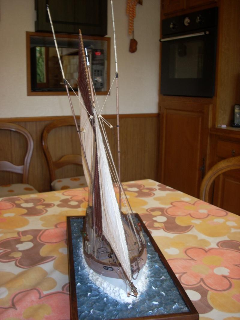 Dio : Thonier Marie-Jeanne en mer (Artesania Latina 1/50°) par chtanou Dscn1314