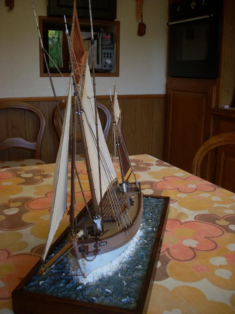 Dio : Thonier Marie-Jeanne en mer (Artesania Latina 1/50°) par chtanou Dscn1321