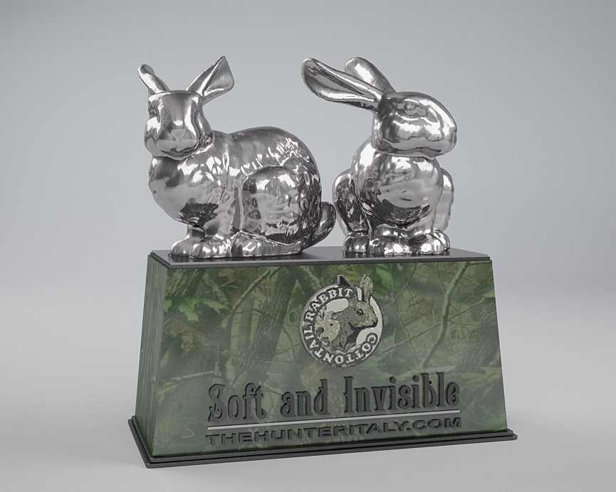 [CONCLUSA] Competizione theHunteritaly: Soft and Invisible - Cottonail Rabbit Arg12