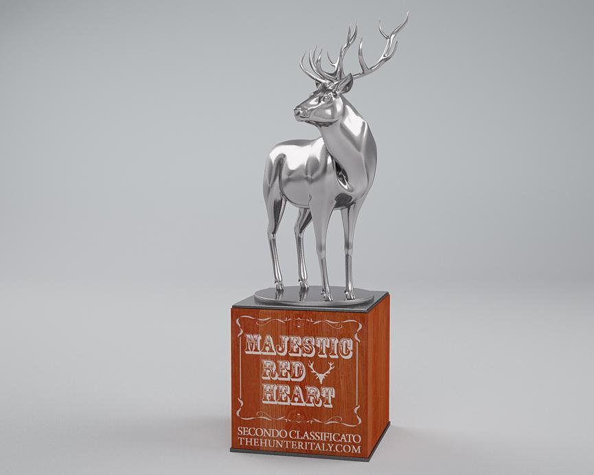 [CONCLUSA] Competizioni ufficiali theHunteritaly - Majestic Red Heart - Cervo Rosso Arg15