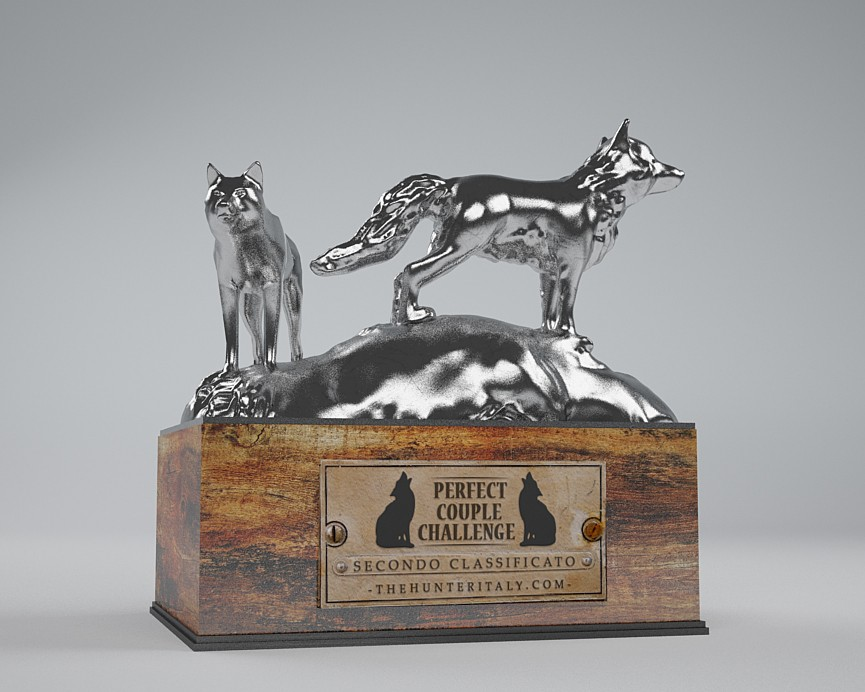 [CONCLUSA] Competizioni Ufficiali theHunterItaly - PERFECT COUPLE CHALLENGE - Coppia coyote Arg17