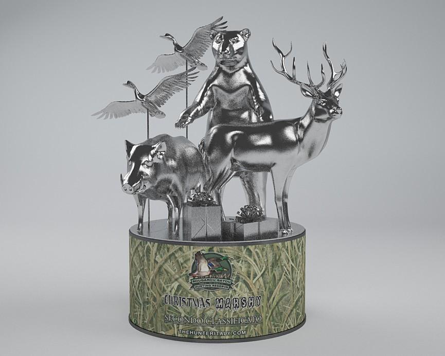 [CONCLUSA] Competizioni Ufficiali theHunterItaly - CHRISTMAS MARSHY - Multispecie Rougarou Bayou Arg19