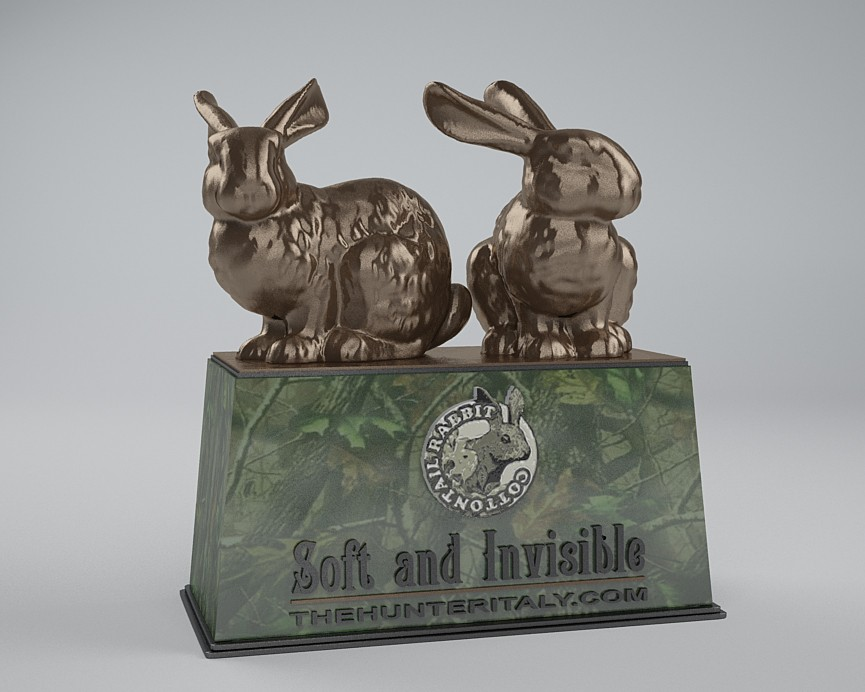 [CONCLUSA] Competizione theHunteritaly: Soft and Invisible - Cottonail Rabbit Bro12