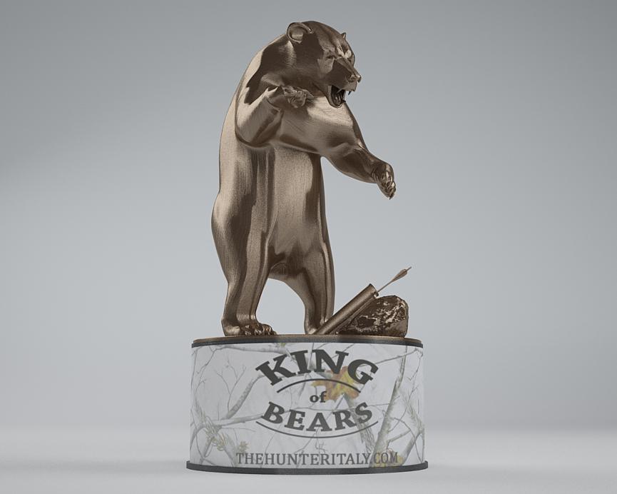 [CONCLUSA] - Competizioni Ufficiali theHunterItaly:  - King of Bears II edition -Orso Bruno Bro14