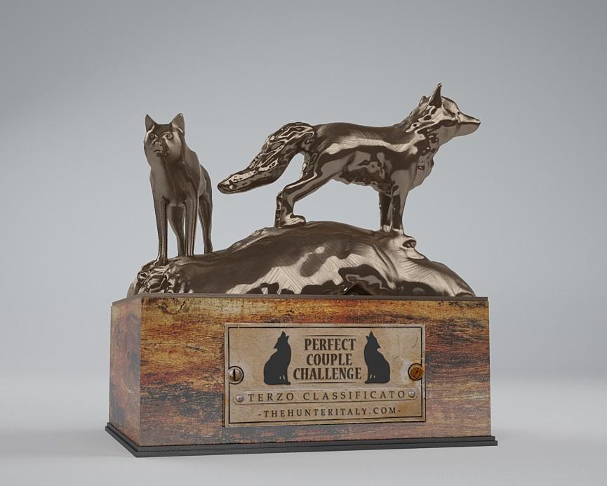 [CONCLUSA] Competizioni Ufficiali theHunterItaly - PERFECT COUPLE CHALLENGE - Coppia coyote Bro17
