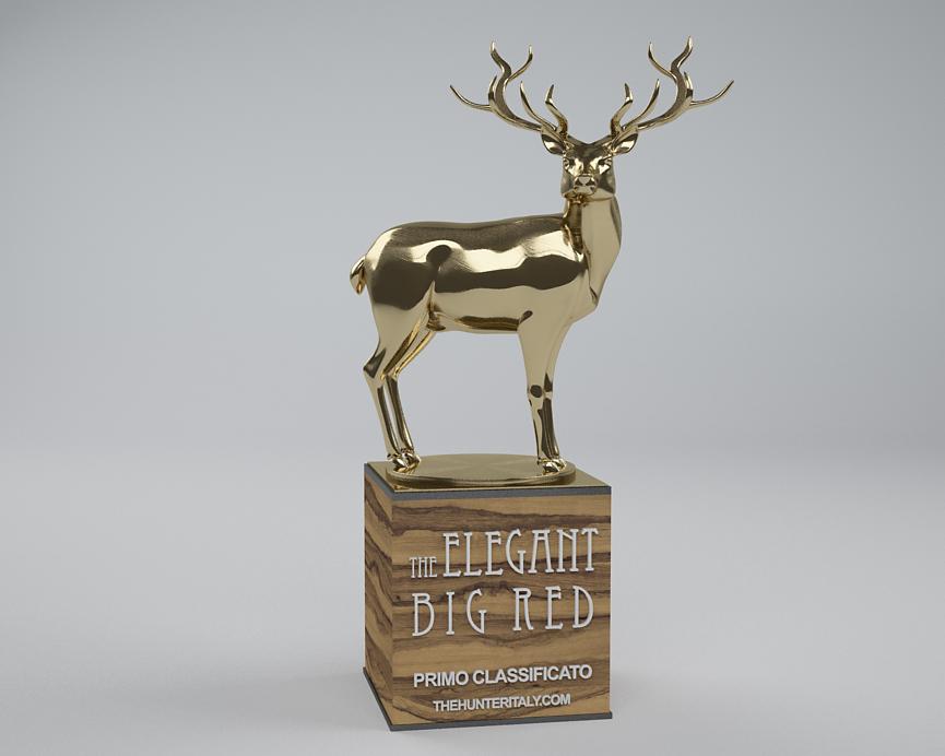 [CONCLUSA] - Competizione Ufficiali theHunteritaly: THE ELEGANT BIG RED - Cervo Rosso Oro10