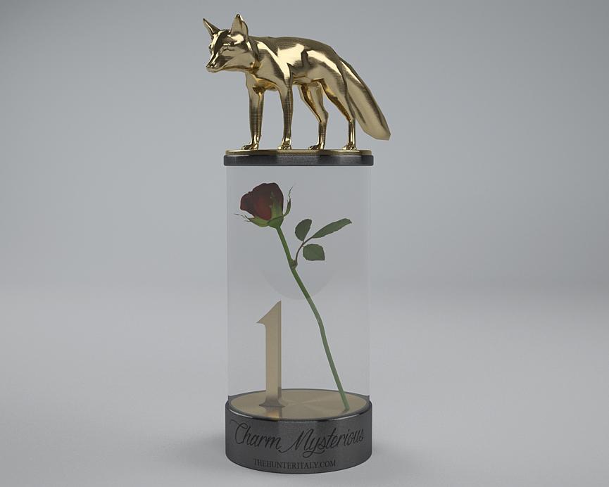 [CONCLUSA] Competizione theHunteritaly: Charm Mysterious - Red Fox Oro11