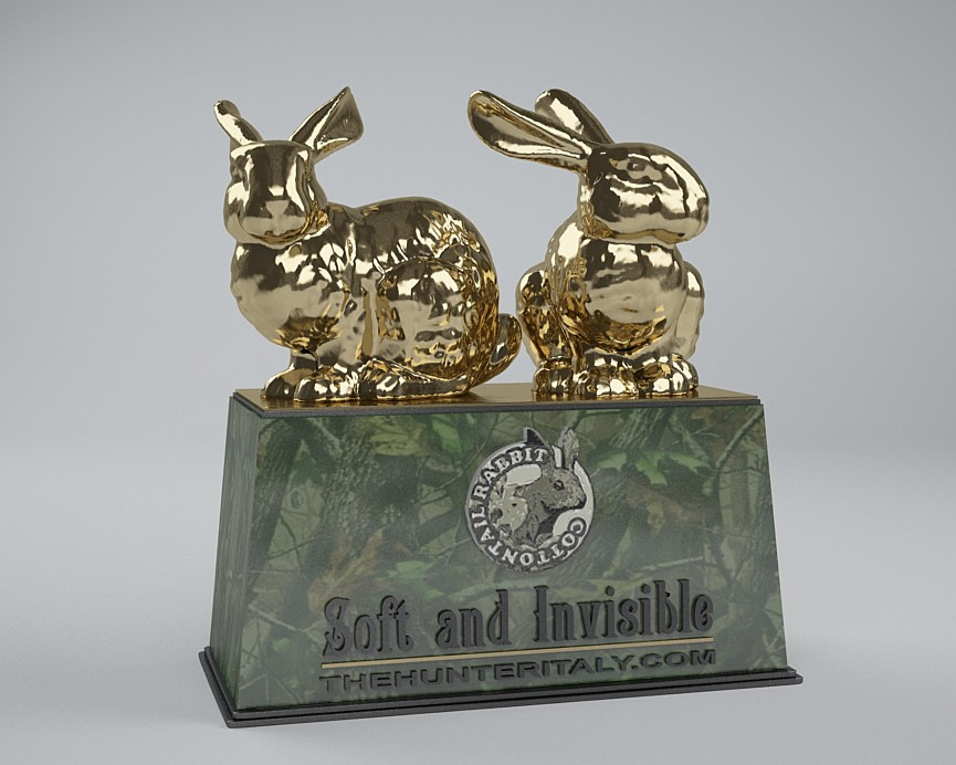 [CONCLUSA] Competizione theHunteritaly: Soft and Invisible - Cottonail Rabbit Oro12