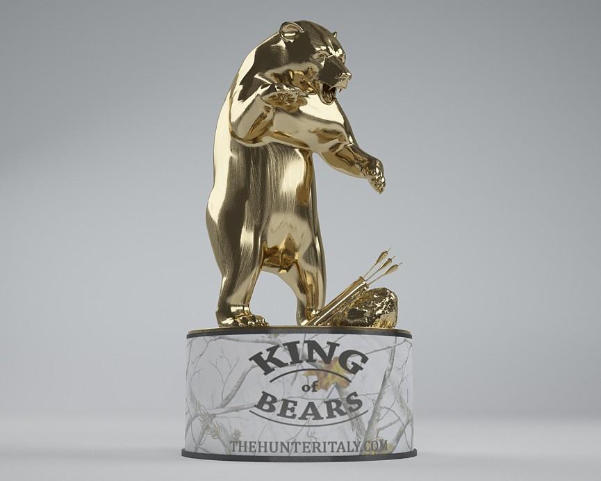 [CONCLUSA] - Competizioni Ufficiali theHunterItaly:  - King of Bears II edition -Orso Bruno Oro14