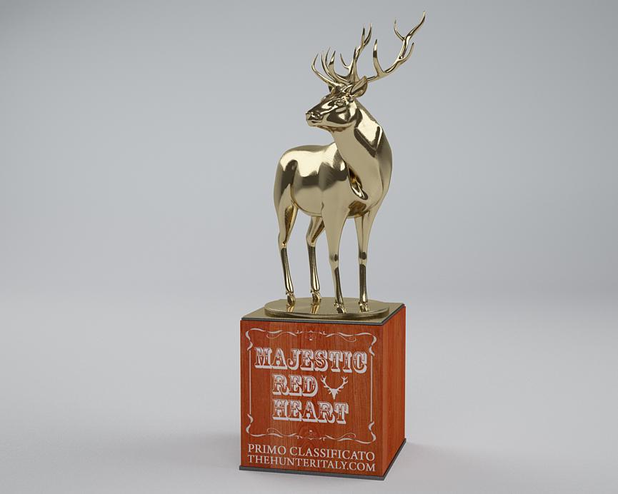 [CONCLUSA] Competizioni ufficiali theHunteritaly - Majestic Red Heart - Cervo Rosso Oro15