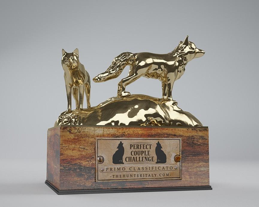 [CONCLUSA] Competizioni Ufficiali theHunterItaly - PERFECT COUPLE CHALLENGE - Coppia coyote Oro18