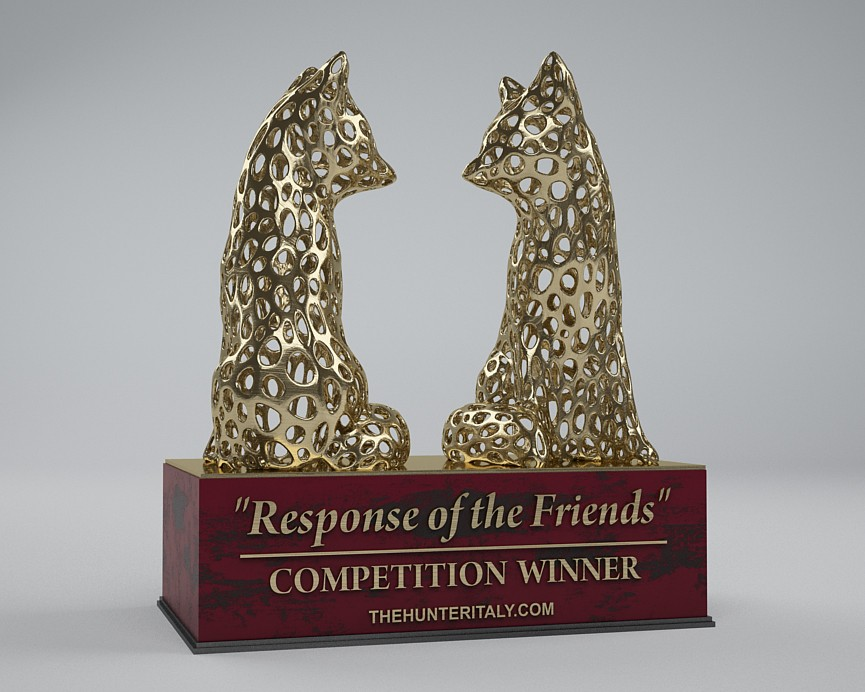 [CONCLUSA] Special competition - RESPONSE OF THE FRIENDS Orovol10