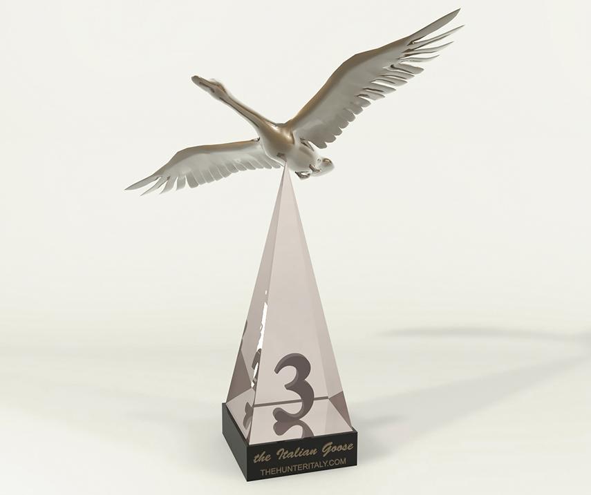 [CONCLUSA]Competizione theHunteritaly: Italian Goose Championship Trofeo12