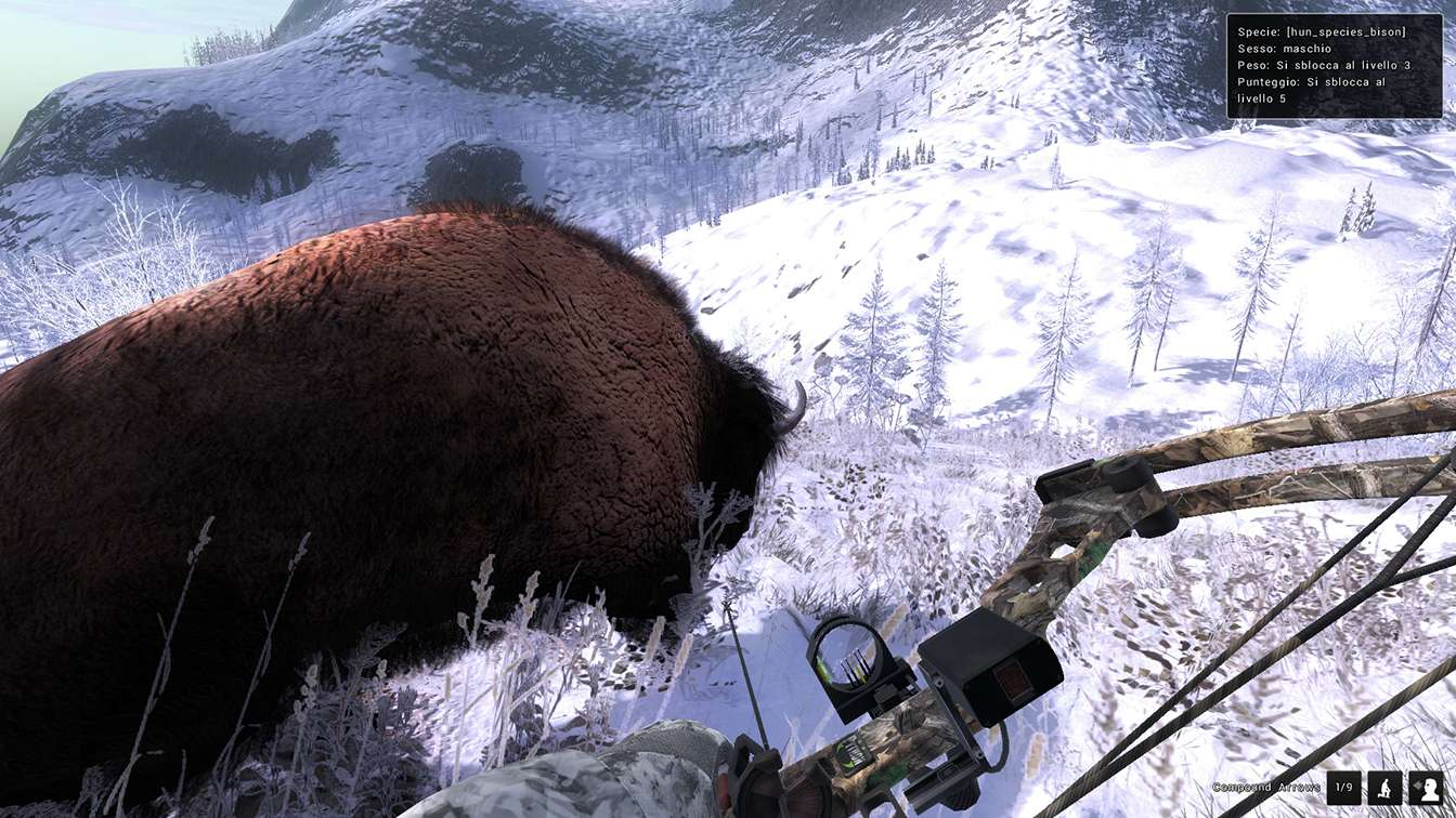 Bison Attack!! Vlcsna21