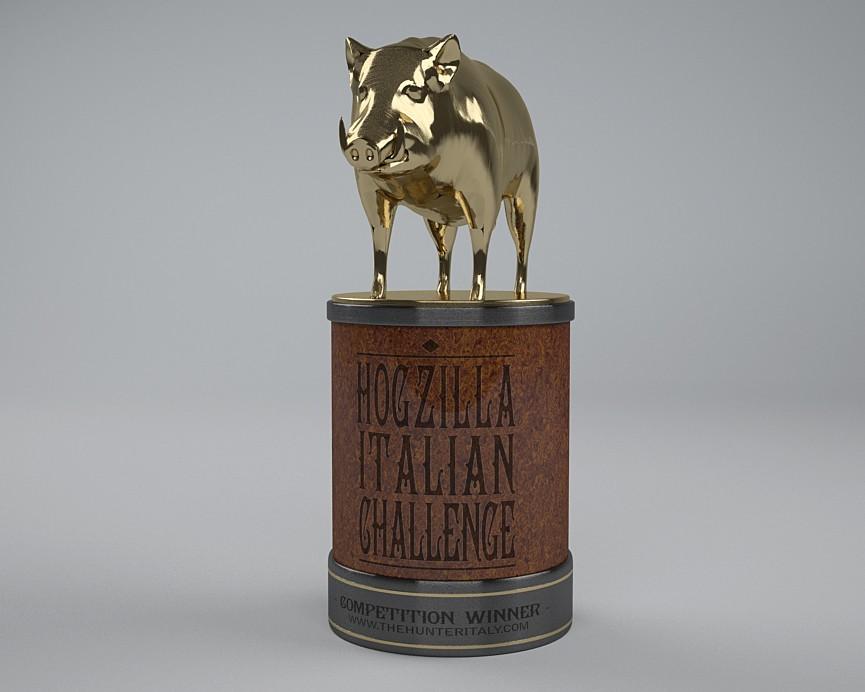 [TERMINATA IN ANTICIPO] Competizione theHunteritaly Wanted: Hogzilla Italian Challenge - 2° edizione Zilla10