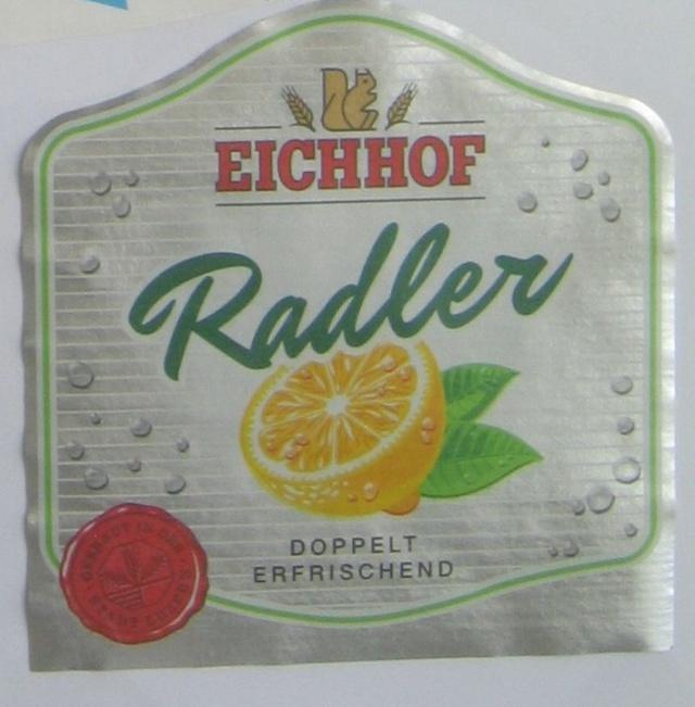Number one radler Eichho10