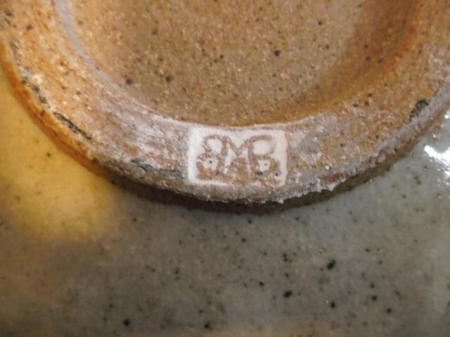 Stoneware bowl BMB 2012-010