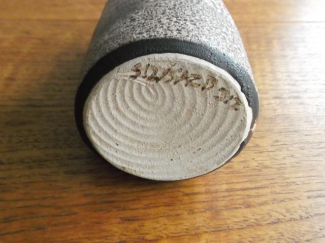 """Textured 5"""" vase 2012-048"""