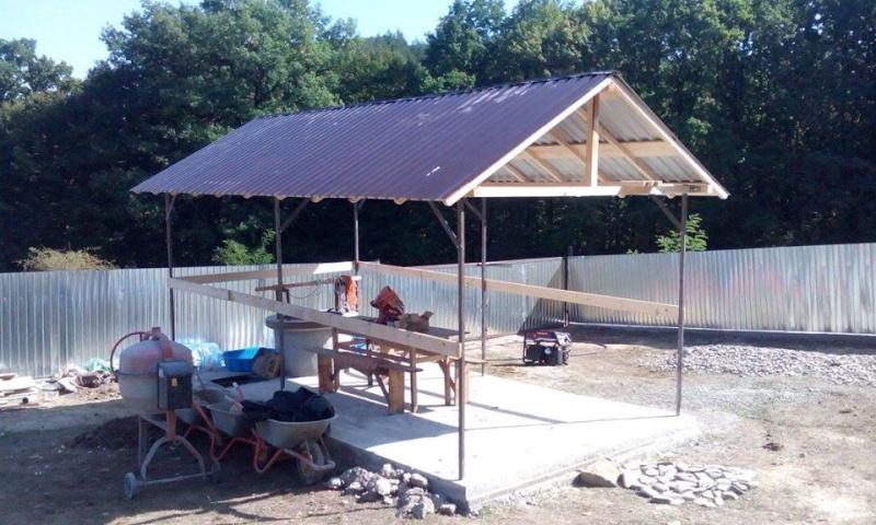 La construction du refuge a débuté - Page 2 Rm410