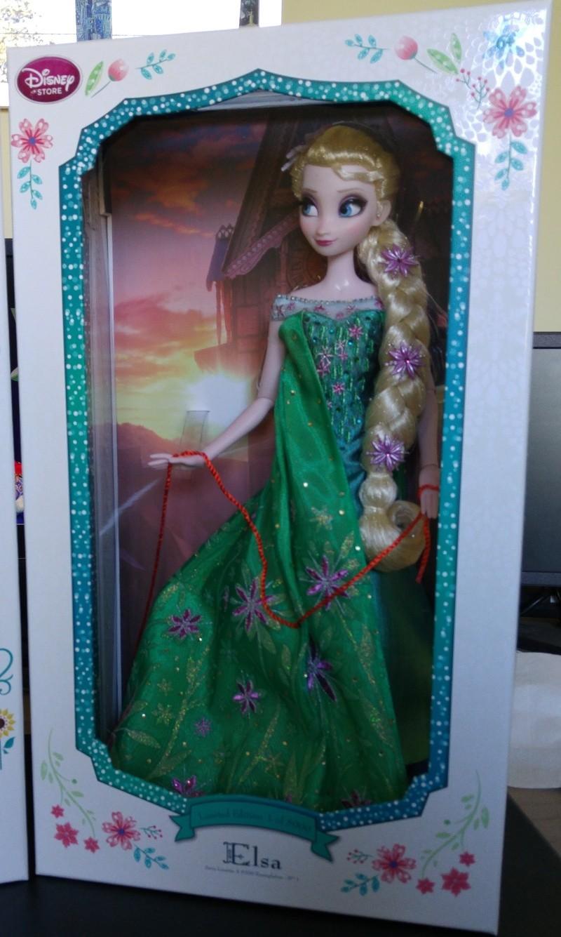 Disney Store Poupées Limited Edition 17'' (depuis 2009) - Page 37 Elsa10