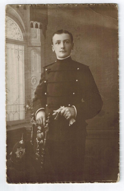 De quel corps est ce soldat certainement belge Photo_11