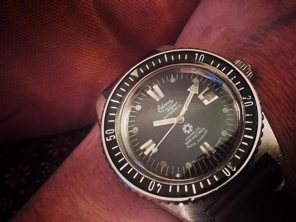 La montre du vendredi, le TGIF watch! - Page 5 Img_2333