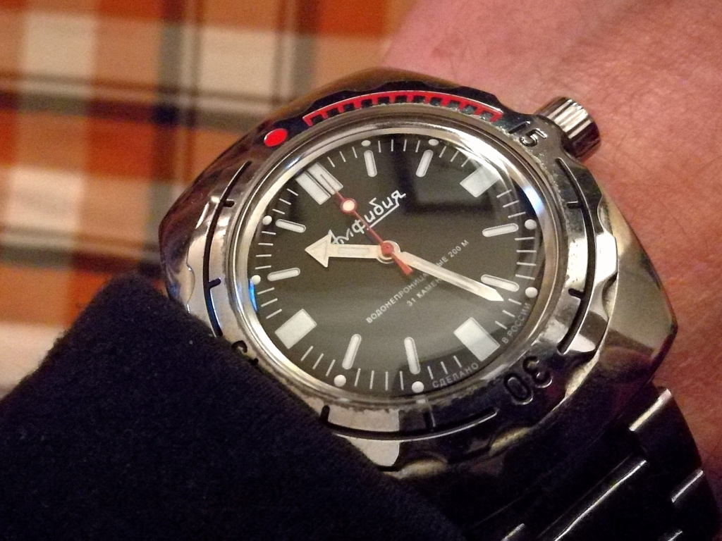 La montre du vendredi, le TGIF watch! - Page 5 Img_2360